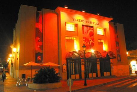 Programa Teatro Castelar noviembre 2015