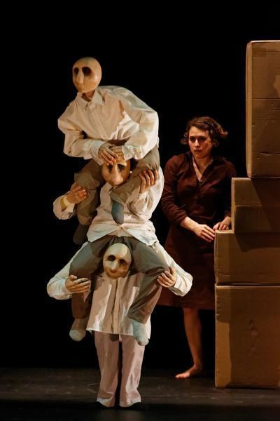 "Teatro: Blick Théâtre ""[Hullu]"""