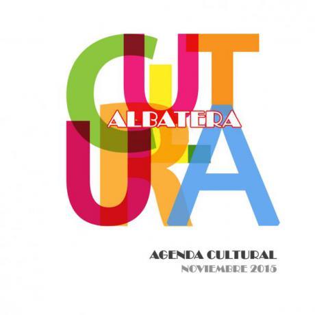 Agenda Cultural Albatera - Noviembre 2015