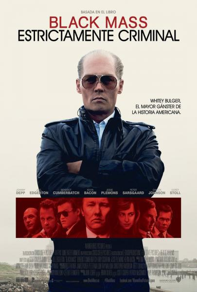 BLACK MASS, ESTRICTAMENTE CRIMINAL