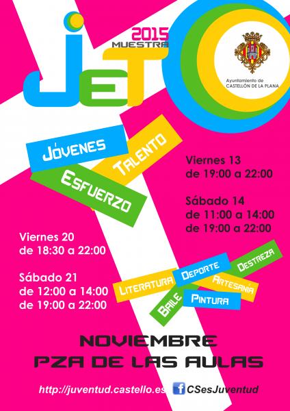 Muestra Jet, en Castellón