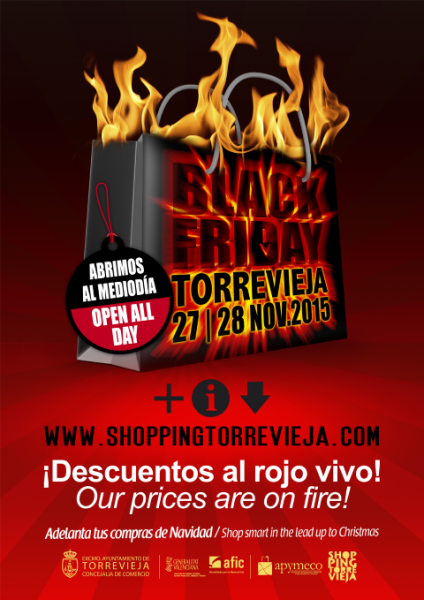 II Black Friday Torrevieja