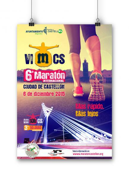VI Maratón Internacional, en Castellón