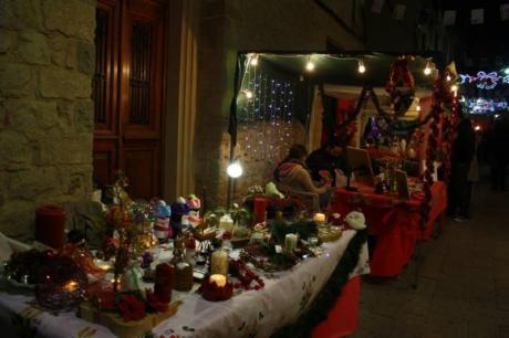 Christmas market Benissa