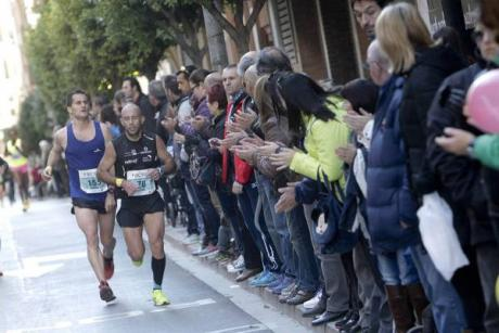 6th International Marathon of Castellon and 3rd 10k race, go faster, go further