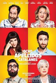 Cine: Ocho apellidos catalanes