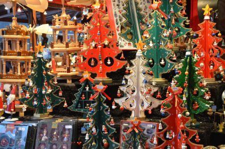 Mercados navideños en Valencia