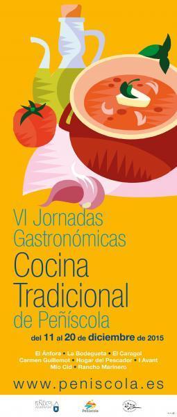VI Jornadas Gastronómicas Cocina Tradicional
