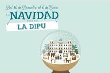 La Navidad esta en la Dipu de Alicante 2015