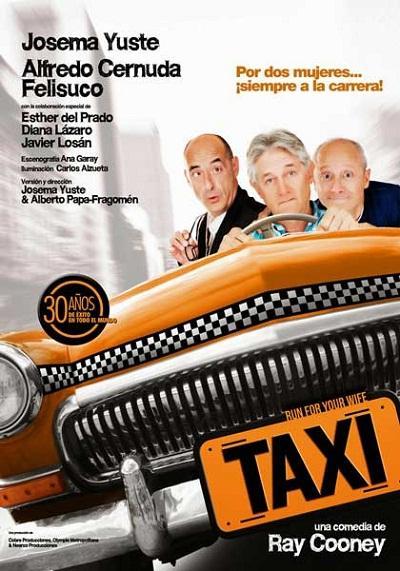 'Taxi' en el teatro Olympia