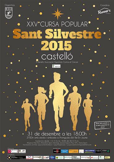 XXV Carrera Popular de San Silvestre de Castellón