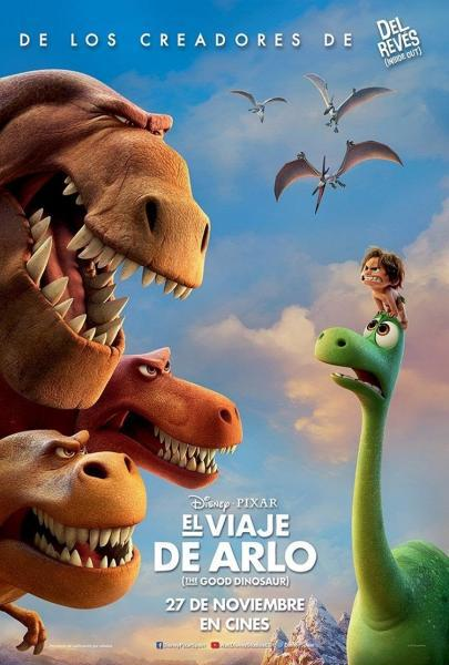 Cine: El viaje de Arlo