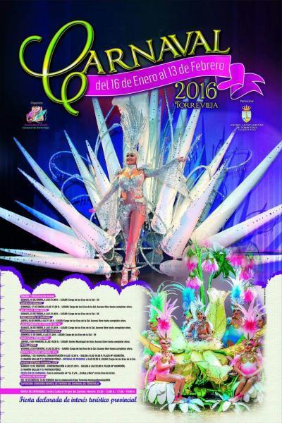 Carnaval Torrevieja 2016