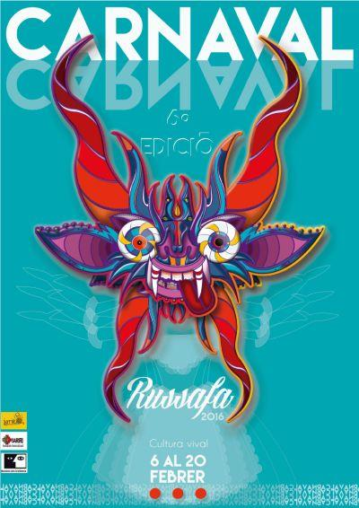 VI edición del Carnaval Russafa Cultura Viva y Balconades