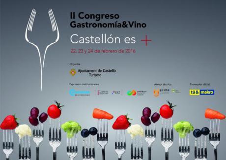 II Congreso Gastronomía y Vino de Castellón