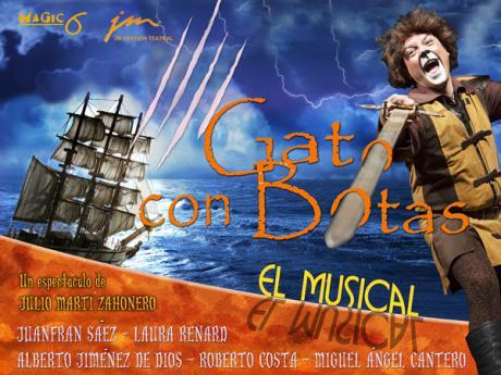 """Musical Infantil """"El Gato con Botas"""""""