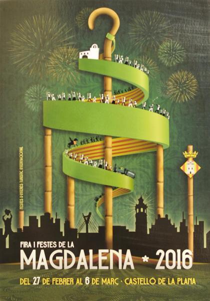 Fiestas de la Magdalena 2016