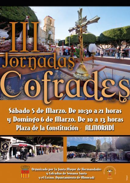 Jornada de Hermandades y Cofradías de la Semana Santa en Almoradí
