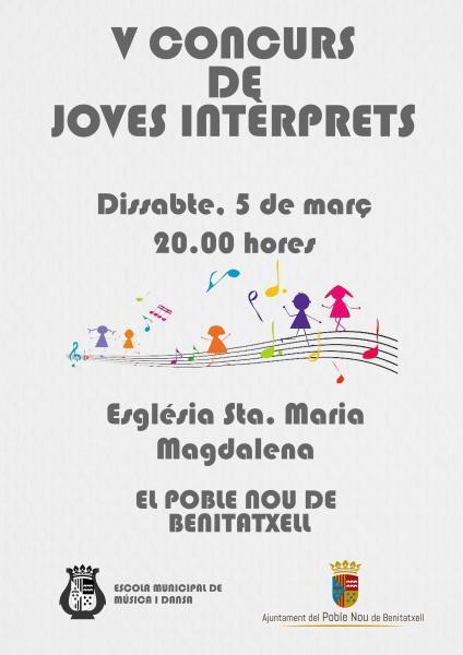 V Concurso de Jóvenes Intérpretes