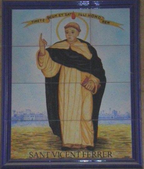 Feierlichkeit des San Vicente Ferrer