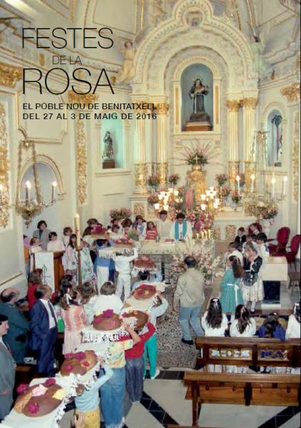 Fiestas de la Rosa 2016