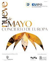 Concierto Conmemorativo del Día de Europa Alicante 2016