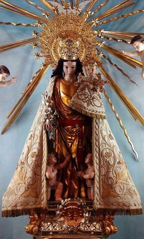 Festividad en honor a la Virgen de los Desamparados, Patrona de Valencia
