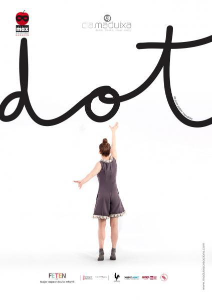 Teatro Infantil: DOT - (CIA. MADUIXA)