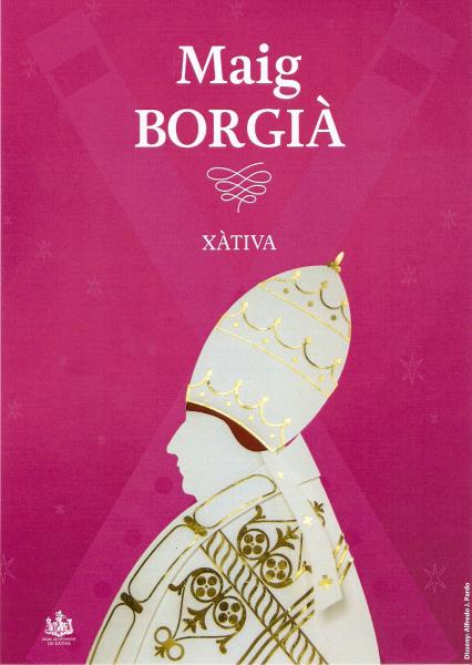 Mayo de los Borgia