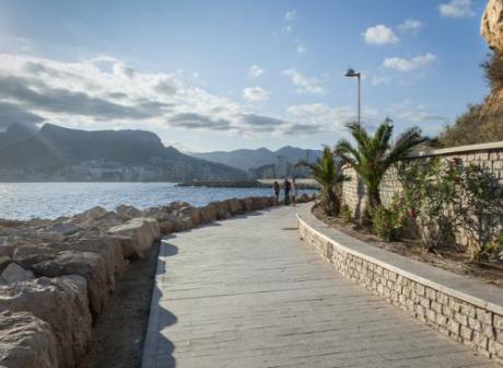 Paseo ecológico Príncesa de Asturias