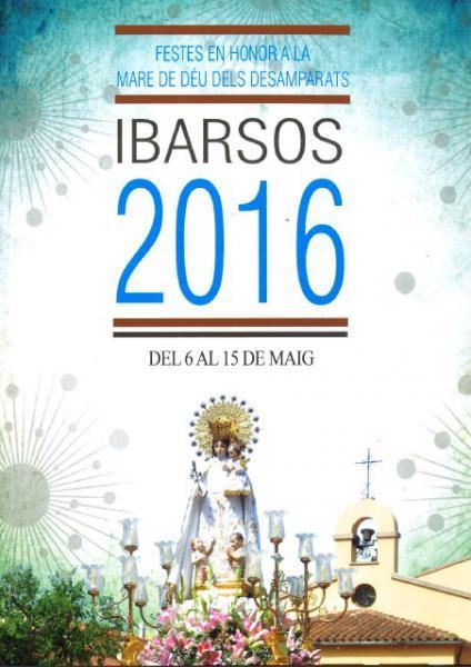 """Fiestas de la """"Mare de Déu dels Desamparats"""" en Los Ibarsos"""