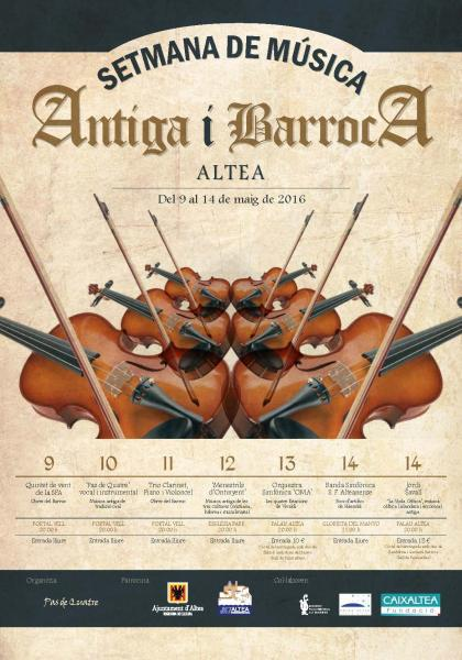 Musica Antiga i Barroca