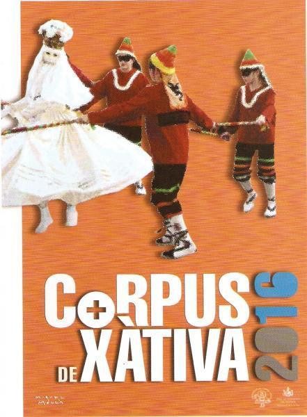 La Festividad del Corpus en la ciudad de Xàtiva