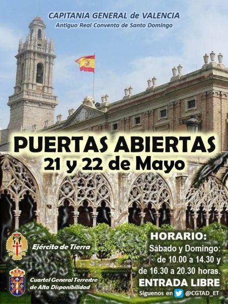 Puertas Abiertas Antiguo Real Convento de Santo Domingo