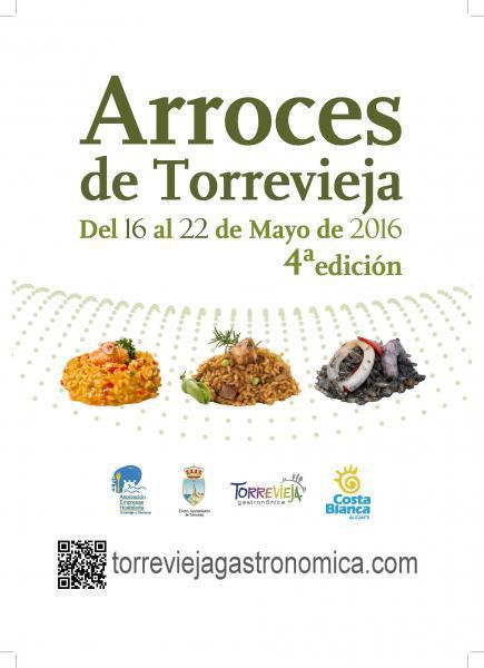 Arroces de Torrevieja. 4ª Edición
