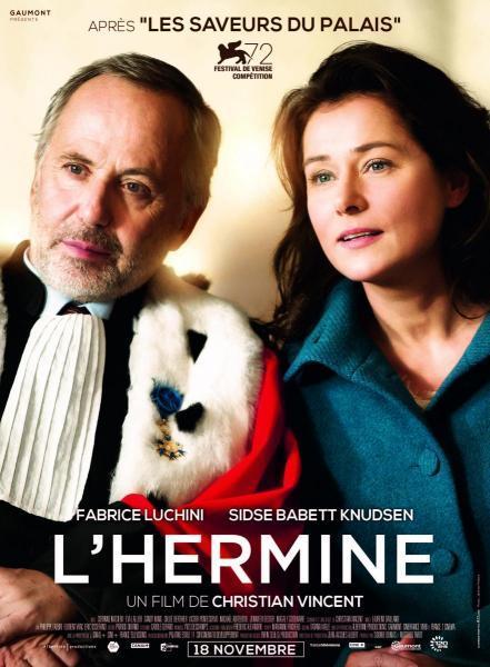 Cine: L'Hermine (El juez)
