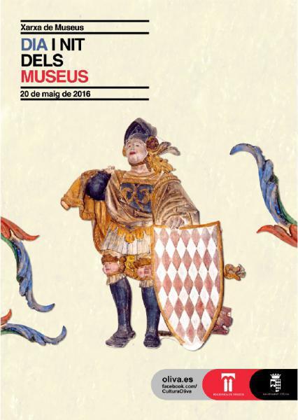 22 Mayo: Noche de los Museos en Oliva