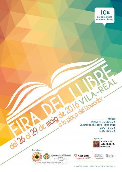 Fira del Llibre - Vila-real