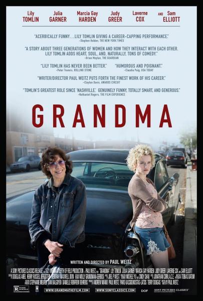 Cine: Grandma