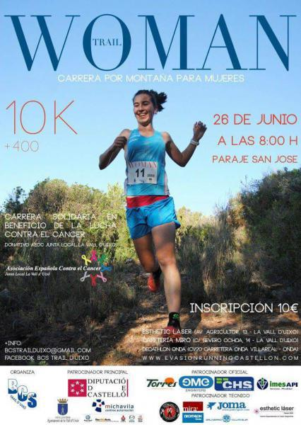 II Woman Trail la Vall d'Uixó