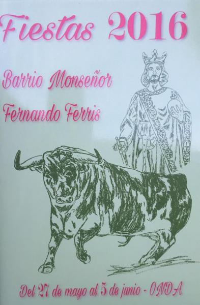 Fiestas Barrio Monseñor Fernando Ferris De Onda