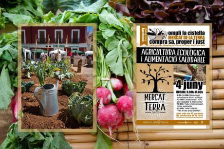 Mercat de la Terra (Farmers Market)