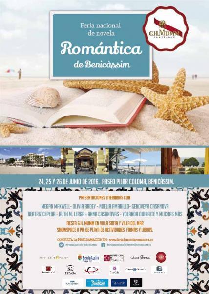 I Feria Nacional de Novela Romántica de Benicàssim