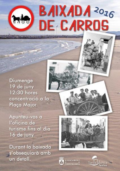 BAIXADA DE CARROS 2016