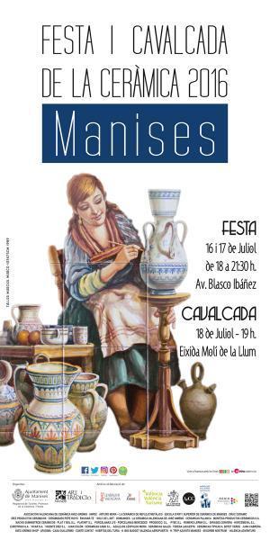 Festa de la Ceràmica de Manises 2016