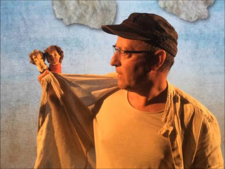 Teatro: L'Home Dibuixat presenta Screem man