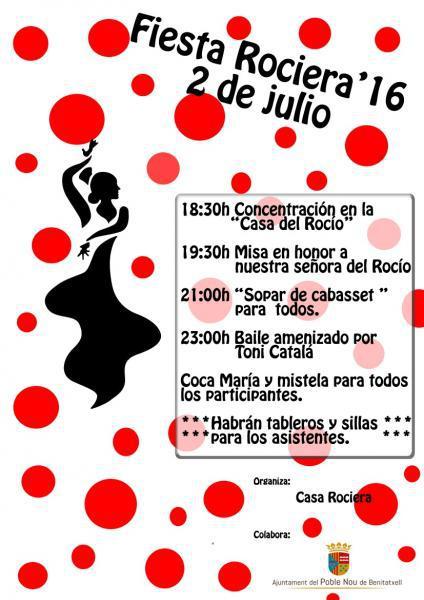 Fiesta Rociera 2016