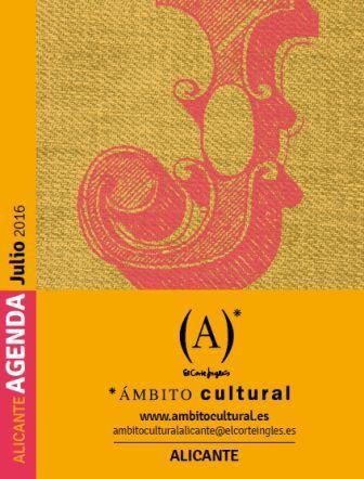 Agenda Ambito Cultural Julio 2016