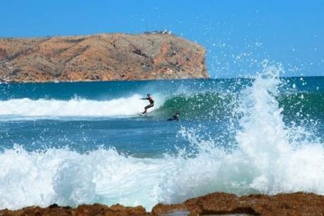 Leclercq Surfing Jávea