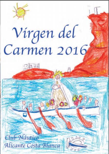Fiestas Virgen del Carmen 2016